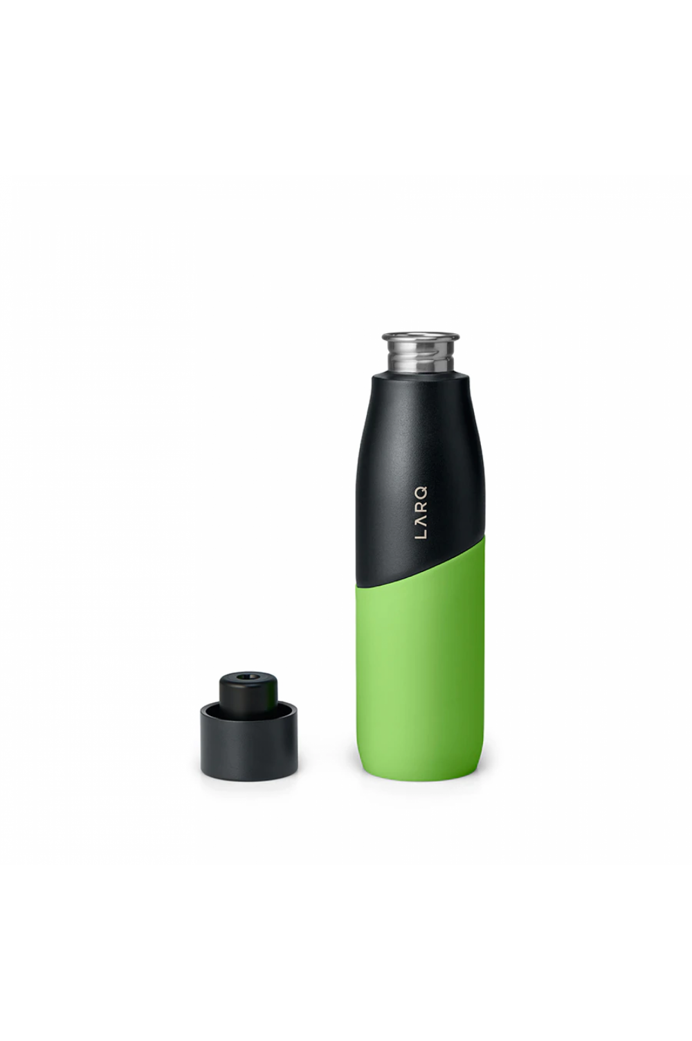 Black  Vert Bottle Movement
